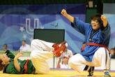 Universiade 2013. Belt wrestling. © RIA Novosti