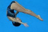 Суга сикерү: алтынчы көн © РИА Новости