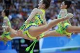 Универсиада 2013. Нәфис гимнастика. © РИА Новости