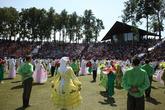 Национальный татарский праздник Сабантуй