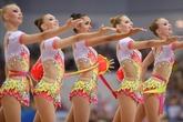Universiade 2013. Rhytmic gУниверсиада 2013. Нәфис гимнастика. © РИА Новостиymnastics. © RIA Novosti