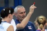 Универсиада. Волейбол. Третий день.© «РИА Новости»