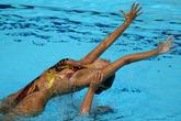 Synchronised swimming: Day 4 © RIA Novosti