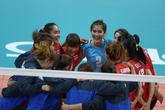 Универсиада. 10-й день. Волейбол © РИА Новости/Евгений Биятов