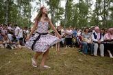 Национальный татарский праздник Сабантуй © РИА Новости/Константин Чалабов