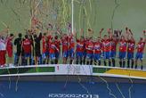 Универсиада 2013. Чирәмдәге хоккей. © РИА Новости