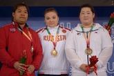 Universiade 2013. Weightlifting. © RIA Novosti