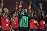 Universiade 2013. Football. © RIA Novosti