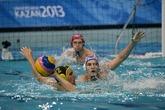 Су полосы: бишенче көн © РИА Новости