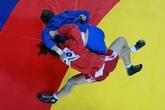 Женщины -64 кг Финал Поединок за 1-е место..SCHLESINGER Alice Hester