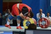 Универсиада 2013. Авыр атлетика. © РИА Новости