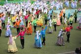 Национальный татарский праздник СабантуйНациональный татарский праздник СабантуйНациональный татарский праздник Сабантуй
