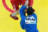 Мужчины -82 кг Финал Поединок за 1-е место..Сергей Кирюхин