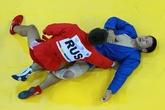 Мужчины -74 кг Финал Поединок за 1-е место..Уали Куржев