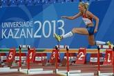 Универсиада 2013. Җиңел атлетика. © РИА Новости