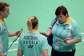Универсиада. Бадминтон © РИА Новости