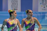 Универсиада. Синхронное плавание. Третий день.© «РИА Новости»