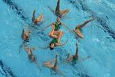 Универсиада. Синхронное плавание: день 5 © РИА Новости